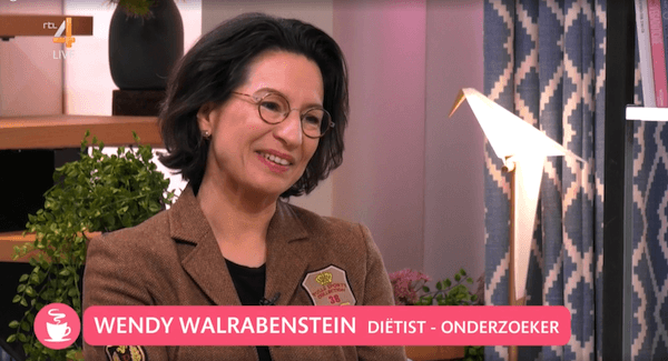 Wendy Walrabenstein | interview bij Koffietijd